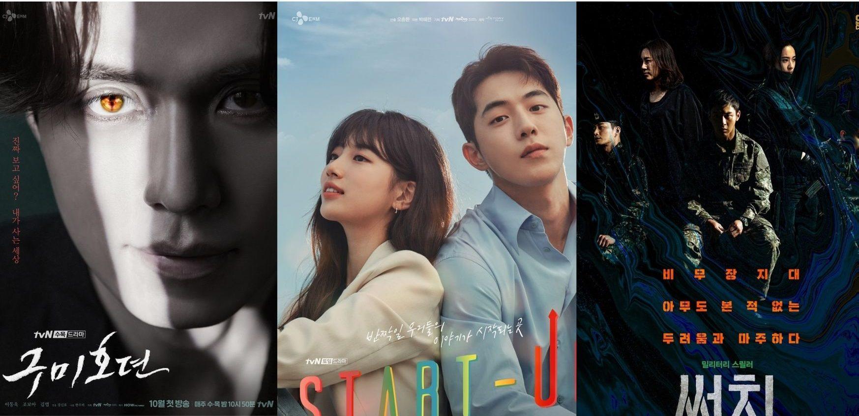 K Dramas Estrenos Mes De Octubre 2020 Norae Magazine Streaming, nonton start up sub indo. k dramas estrenos mes de octubre 2020